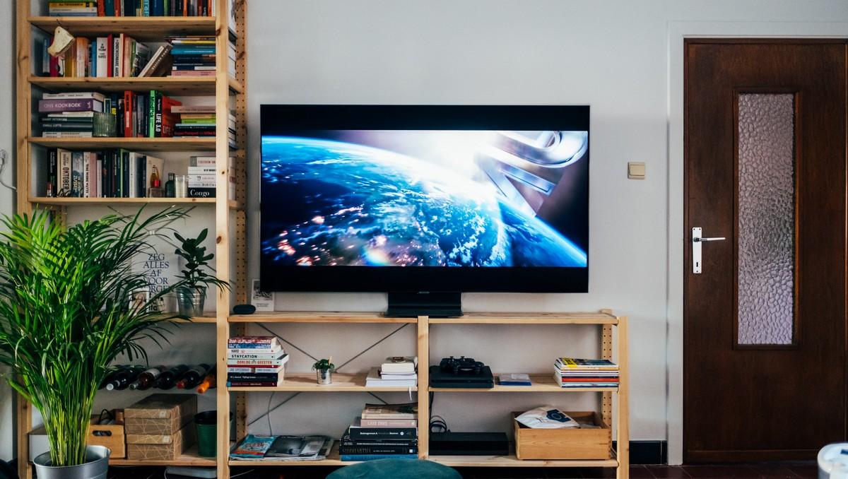 Smart TV s vlastním operačním systémem.