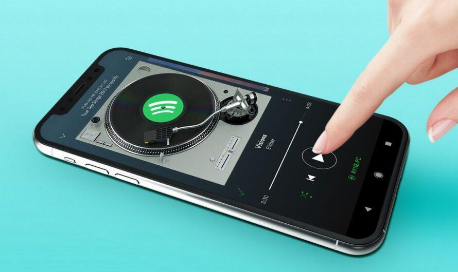 Spotify je cestou k bohatému hudebnímu zážitku