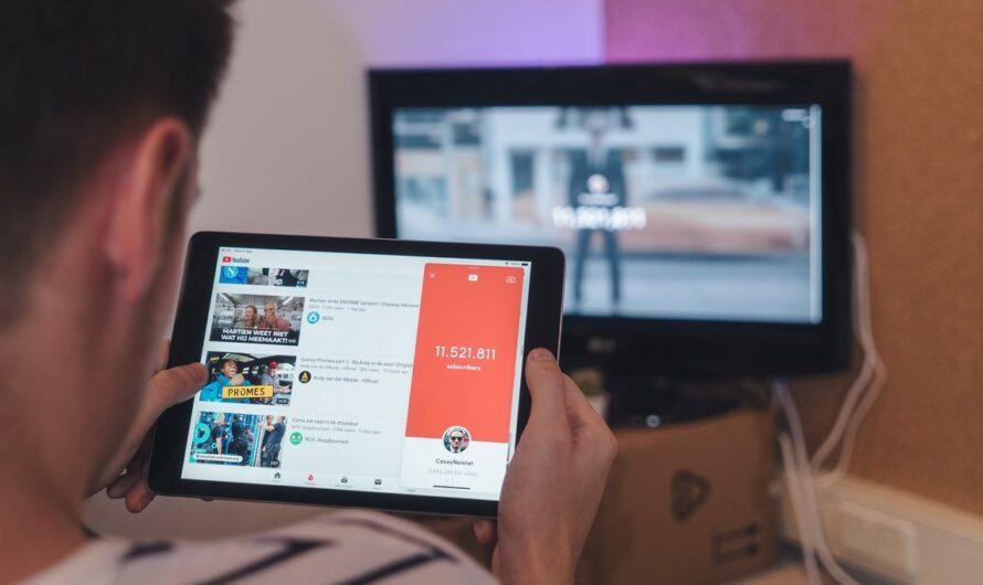 YouTube nejenom na internetu, ale i ve formě aplikace