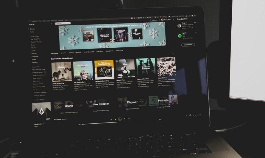 Deezer je streamovací služba hudby z Francie